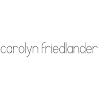 Carolyn Friedlander