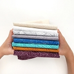 Mosaic Fat Quarter Bundle