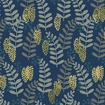 Fern Dell in Navy