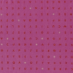 Wordfind in Pink