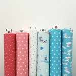 Llama Holiday | Fat Quarter Bundle