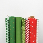 Oh Christmas Tree | Fat Quarter Bundle