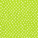 Confetti Dots in Lime