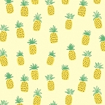 Pineapples in Lemon