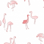Flamingoes | Knit