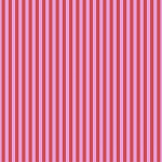 Tent Stripe in Poppy