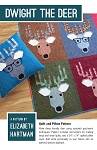 Dwight the Deer Pattern <br>by Elizabeth Hartman