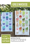 Greenhouse Quilt Pattern<br>by Elizabeth Hartman