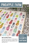 Pineapple Farm Quilt and Pillow Pattern <br>by Elizabeth Hartman