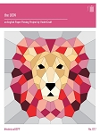 The Lion Quilt by Violet Craft