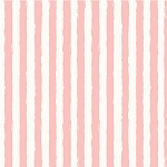 Blush Stripe in Cream