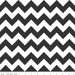 Black Chevron | Medium