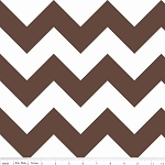 Brown Chevron | Large