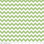 Lime Chevron | Small