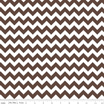 Brown Chevron | Small