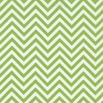 Zigzag in Lime
