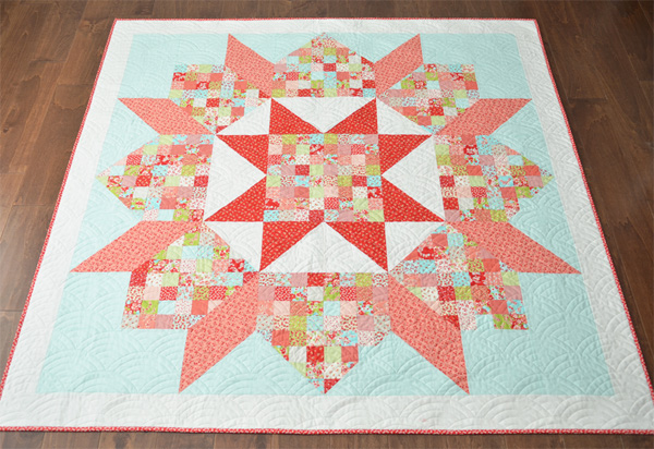 Patchwork Swoon By Thimble Blossoms