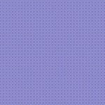 Cross Stitch in Lilac
