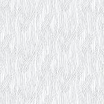 Scallion Texture in White