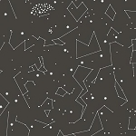 Constellations in Charcoal
