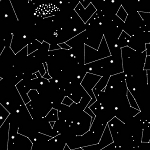 Constellations in Black