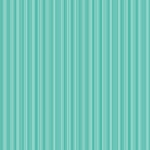 Pin Stripes in Teal