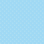 Candy Dot in Sky Blue