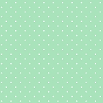 Candy Dot in Mint Chip