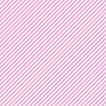 Candy Stripe in Unicorn Pink