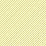 Candy Stripe in Citron