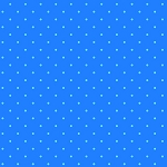 Candy Dot in Electric Blue