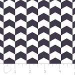 Chevron in Black