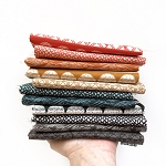 All Through the Land Fat Quarter Bundle