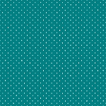 Stitch and Repeat in Teal