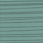 Pencil Stripes in Mint