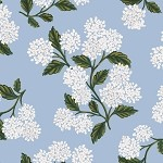 Hydrangea in Sky | Cotton Lawn