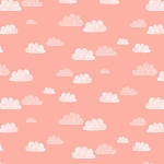Clouds in Pink