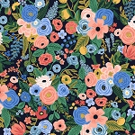 Petite Garden Party in Navy | Rayon