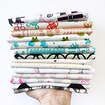 Cotton and Steel Low Volume | Fat Quarter Bundle