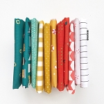 Beach Umbrella | Fat Quarter Bundle