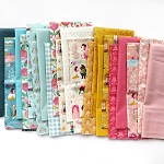 Beauty and the Beast Fat Quarter Bundle
