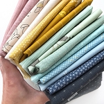 Softest Rain Fat Quarter Bundle