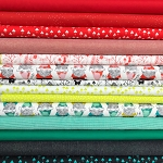 Gnomy Xmas | Fat Quarter Bundle