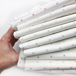 Cross Stitch Low Volume Fat Quarter Bundle