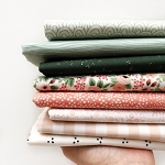 Rose Bud Fat Quarter Bundle