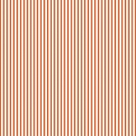 Dress Stripes in Flame