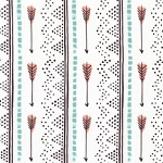 Arrow Stripe in Multi
