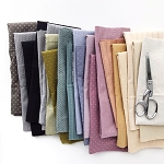Textured Wovens Fat Quarter Bundle