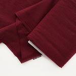 Top Stitch in Wine