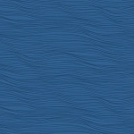 Water in Ocean Blue